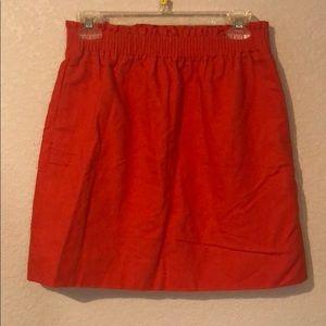 J.Crew Pleated Skirt